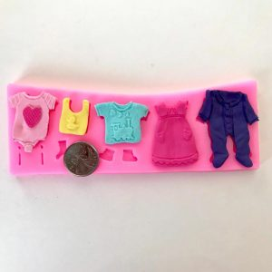 Baby clothes mold