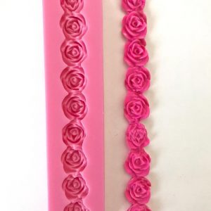 Rose Border Mold